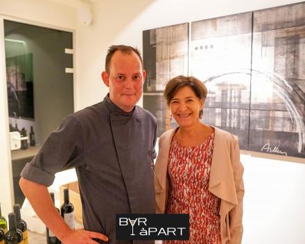 Een meer dan geslaagde Bordeaux wijntasting van François Thienpont met Bernadette Thienpont
