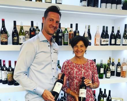 Van François Thienpont zal er iemand aanwezig zijn op onze wijndegustatie met prachtige Bordeaux wijnen.