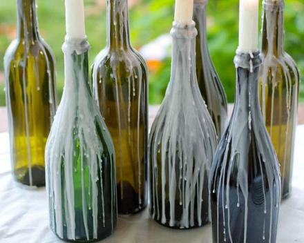 33 Creatieve ideeën voor lege flessen
