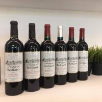 Enkele van onze Bordeaux wijnen