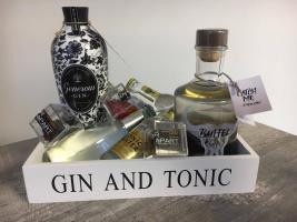 Cadeautip Gin & Tonic met botanicals BAR àPART