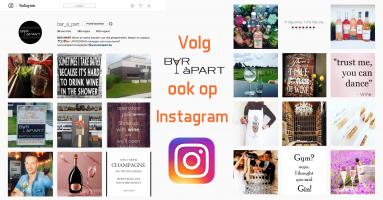 Volg BAR àPART op Instagram