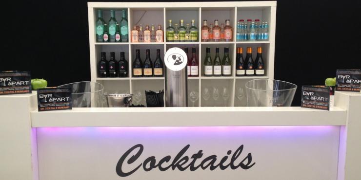 Gin&Tonic-, Cocktail- en Wijnbar op Herselt Koerse zondag 10 september