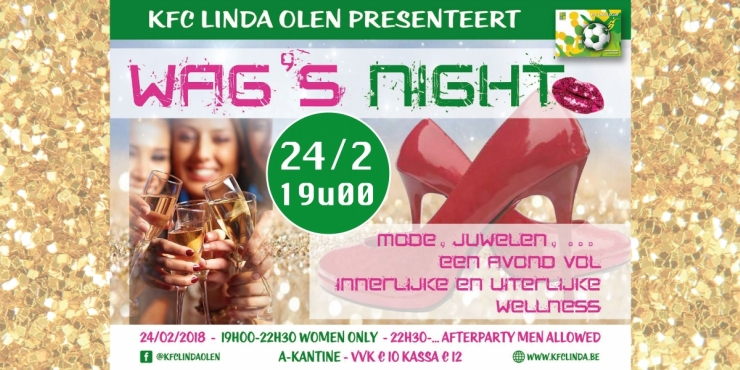 WAG's Night KFC Linda Olen
